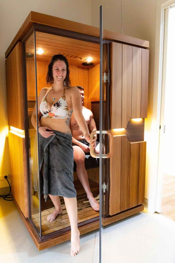 Infrared Sauna in Officer Melbourne by Your Body Hub in Officer