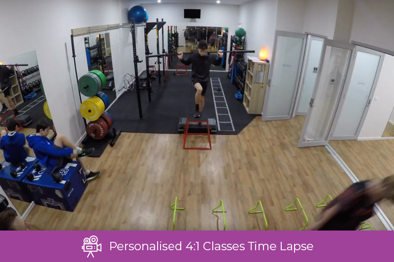 Personalised 4-1 Classes at Your Body Hub