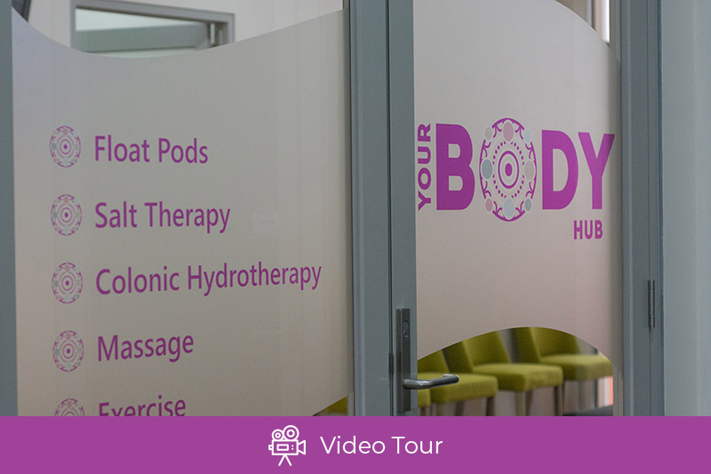 Your Body Hub Video Tour in Officer