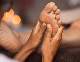 How Reflexology Can Help Stress by Your Body Hub in Officer