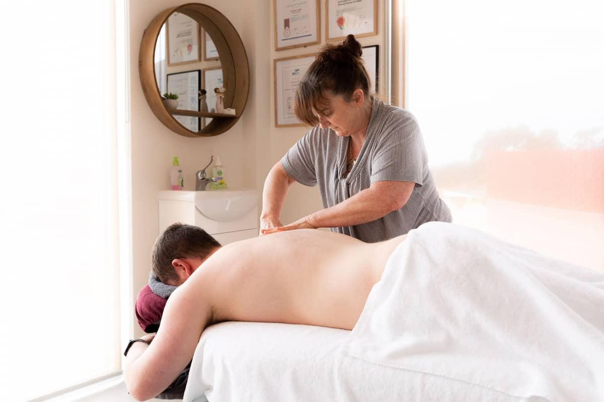 Deep Tissue Massage by Your Body Hub in Officer