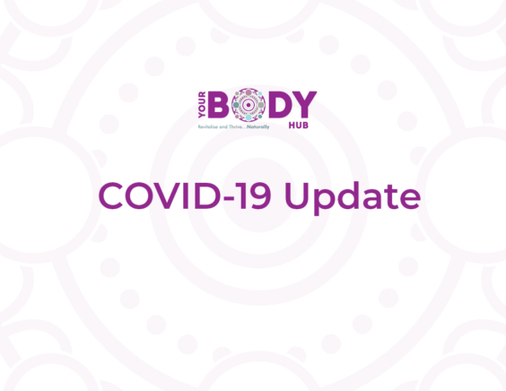 COVID-19 Update at Your Body Hub in Officer
