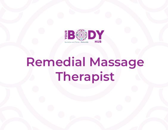 Careers Remedial Massage Therapist by Your Body Hub in Officer