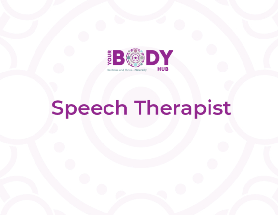 Speech Therapist by Your Body Hub in Officer