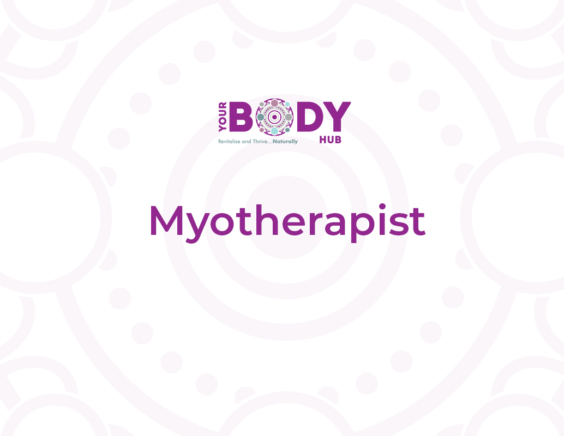 Careers Myotherapist by Your Body Hub in Officer
