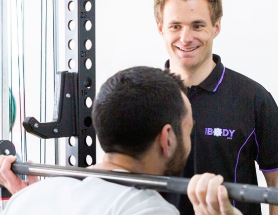 James Raftery Exercise Physiology by Your Body Hub in Officer