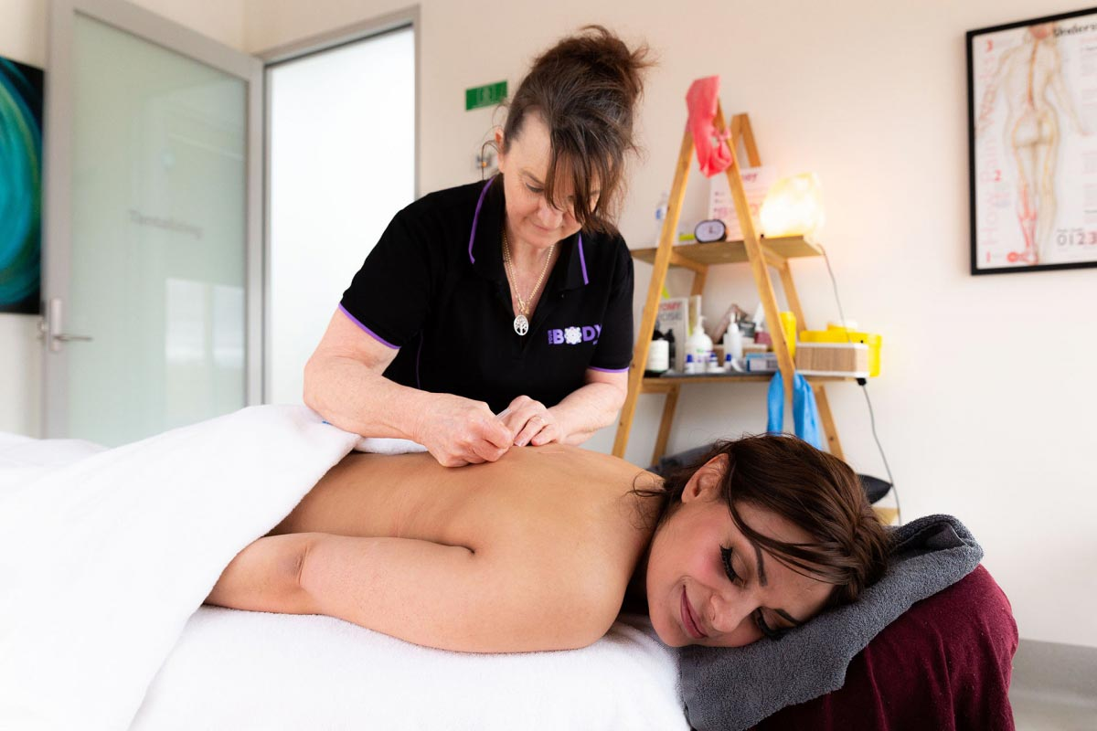 Dry-needling and Myotherapy Services by Your Body Hub in Officer