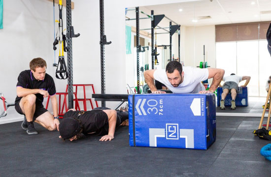 Exercise Science by Your Body Hub in Officer