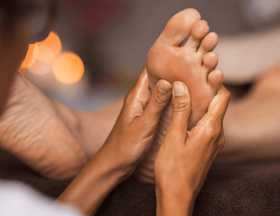How Reflexology Helps Stress by Your Body Hub in Officer
