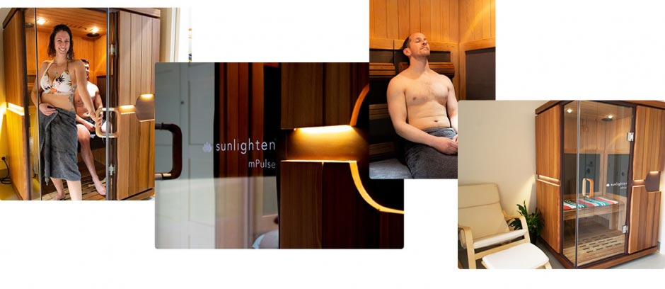 Infrared Sauna Services at Your Body Hub in Officer