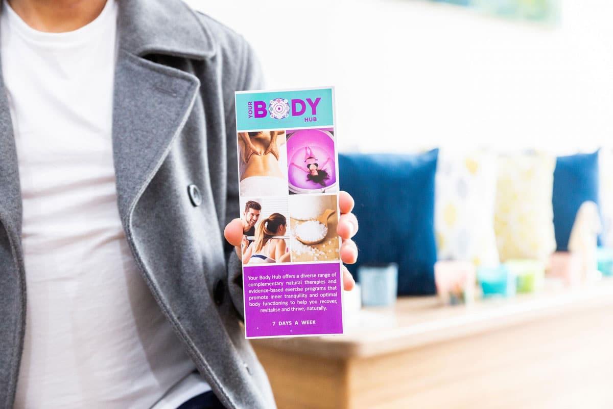 Your Body Hub Brochure