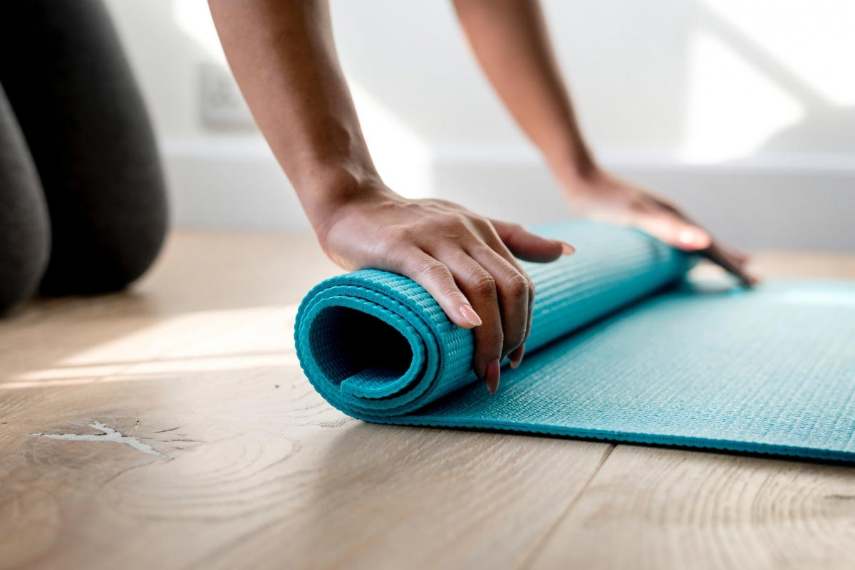 Mat Class by Your Body Hub in Officer