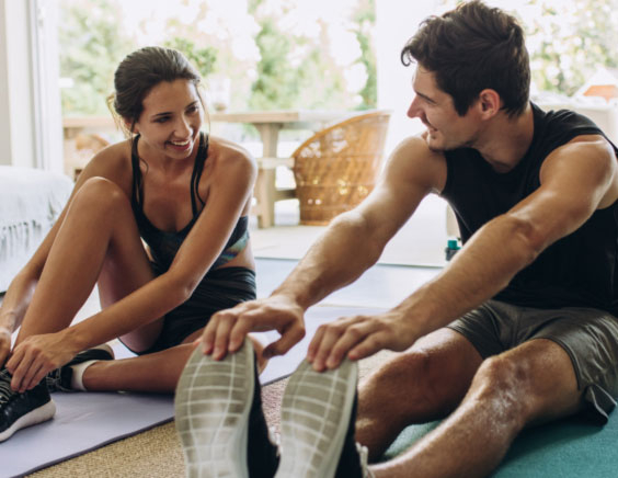 Exercise Session by Your Body Hub